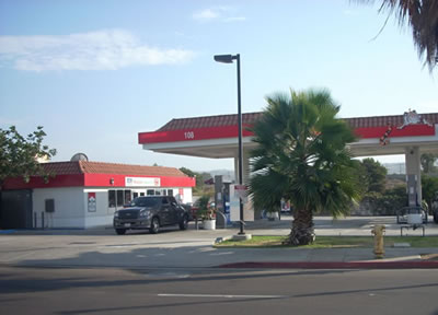 Exxon Gas Station Financing